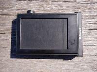 Mamiya RZ67 II Pro Polaroid Back - good condition