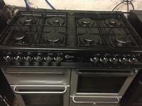 Flavel range cooker gas and electric ovens 100 cm