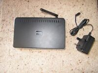 D-Link ADSL router DSL 2640R