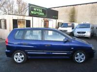 MITSUBISHI SPACE STAR 1.6 Equippe 5dr (blue) 2004