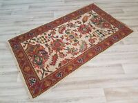 Indian Zieggler Style Pattern Rug (DELIVERY AVAILABLE)