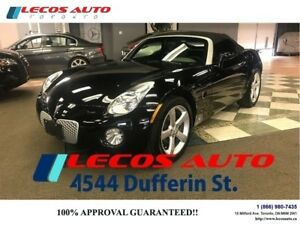 2007 Pontiac Solstice Two Door Spot Coupe