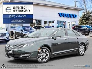 2016 Lincoln MKZ RESERVE! REDUCED! LEATHER! NAV! ONLY 2, 200 KM!