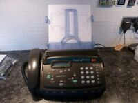 Philips Phone, Answering machine, fax, copier, scanner. (no offers)