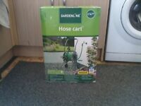 Hose Cart (new in box) never opened, no hose, Bargain £8