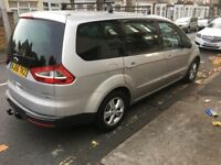 2006/56 ford galaxy 1.8 tdci manual diesel 7 seater mpv cheap family space car low miles