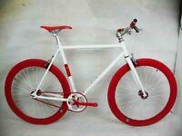 Aluminium Brand new single speed fixed gear fixie bike/ road bike/ bicycles + 1year warranty p3