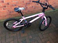 """BMX girls bike 20"""""""
