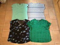Women's size 16 top & blouse bundle/JOBLOT, x4