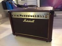 Marshall AS50D amplifier