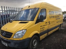 Mercedes sprinter 313cdi 311cdi w903 2007 year new shape parts available