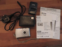 Canon IXUS 65 Digital Camera with leather case