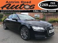 2011 AUDI A7 3.0 TDI AUTO ** FULL AUDI SERVICE HISTORY ** LOW RATE FINANCE AVAILABLE **