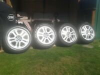 Ford Mustang wheels rims 2004+
