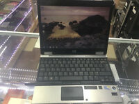 "500GB/ 3GB/ WEBCAM. Portable HP COMPAQ 2530P LAPTOP, 12.1"" screen. dvd.rw. EXCELLENT CONDITION"