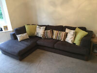 Large Next Corner Sofa