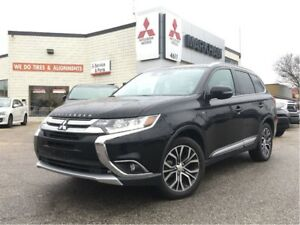 2017 Mitsubishi Outlander GT 0.9% Finance