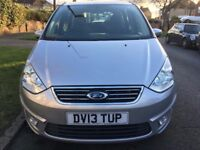2013 Ford Galaxy 2.0 TDCi Zetec, Automatic Powershift, (1 YEAR PCO )Excellent Condition, P/X Welcome
