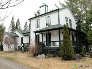 385 000$ - Maison 2 étages à vendre à St-Adolphe-D'Howard
