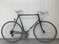 """Raleigh Pursuit Sachs Vintage Racing Road Bike (24""""/60cm)"""