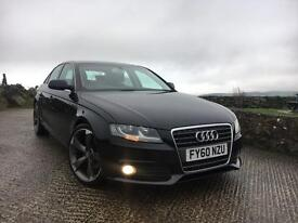 2010 Audi A4 2.0 Tdi SE Start/Stop £30 Tax. Finance Available