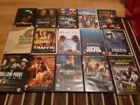 Loads different dvds
