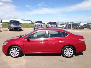 2013 Nissan Sentra SV  - low kms-maintained here!