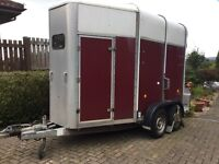 Double Horse Trailer HB505R Ifor Williams