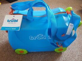 Brand New Trunki Suitcase
