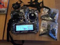 Martian 2 Frame, Camo Taranis Quadcopter, Drone, Racing Quad