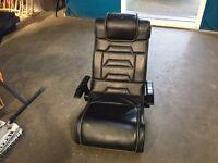 Rocker Gaming Chair (2.1 Sound)=no power lead
