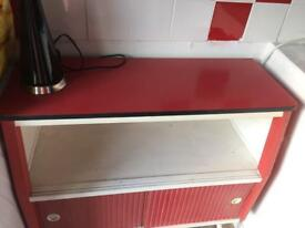 Retro kitchen unit 50/60's