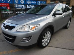 2010 Mazda CX-9 GT*CUIR*TOIT*7 PASSAGERS*CAMERA*