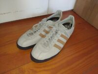 Adidas shoes size 12/13 (pretty much brand new!)