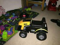 JCB fastrac ride on toy