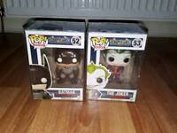 Batman Arkham Asylum Pop Funkos