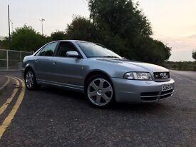 1998 Audi B5 S4 saloon