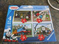 Thomas Jigsaws As New