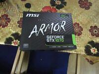 MSI ARMOOR GTX1070