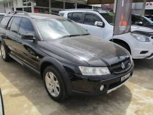 2006 Holden Adventra CX6 VZ Auto 4WD MY06 Young Young Area Preview