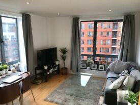 MODERN FURNISHED 1 BED 1 BATH IN THE CITY CENTRE - NO FEES