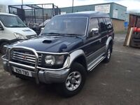 Mitsubishi Pajero 2.8cc Rare Manual In Mint Condition