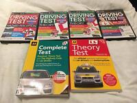 Driving Theory Test - Books & CD's