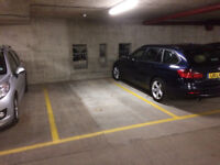 Car park space to let Edinburgh New Town £6.90 per day (5 day use £150 pcm, 7 day use £210 pcm)
