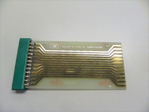 Agilent 5060-0258 24 Pin Extender Board For 436a And 8165a