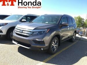 2017 Honda Pilot EX-L Navi EX-L w/Navi* Leather, Bluetooth, B...