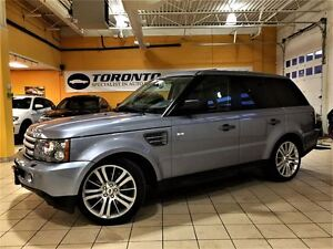 2009 Land Rover Range Rover Sport SUPERCHARGED+NAVIGATION+CAMERA