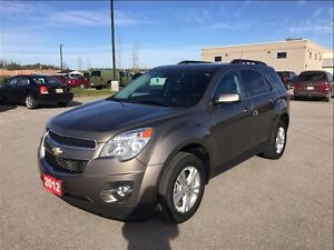 2012 Chevrolet Equinox LT - HEATED SEATS - ONE OWNER TRADE