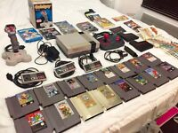 NES & Games Bundle