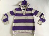 Brand New Ralph Lauren Polo Kids Girls XL 12-13Yrs 45%OFF Fleece Pullover Hoddie 100sales